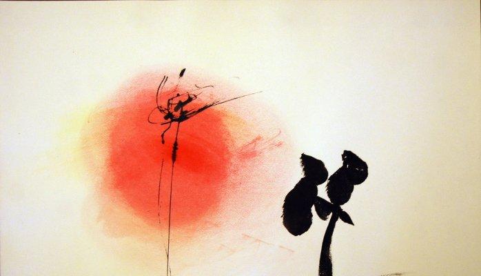 Jean Degottex, un peintre indépendant. | Caroline Bouteiller-Laurens | LinkedIn