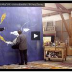 LOST PARADISE - Visite d'Atelier : Richard Texier - vidéo Dailymotion