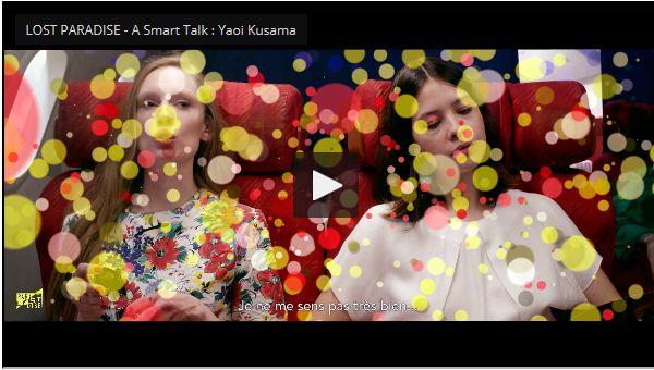 """""""Lost Paradise"""" – A Smart Talk : Yayoi Kusama"""