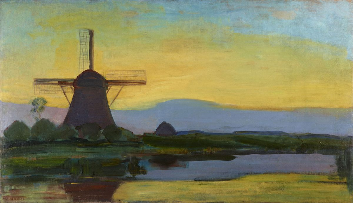 The Discovery of Mondrian at The Gemeentemuseum