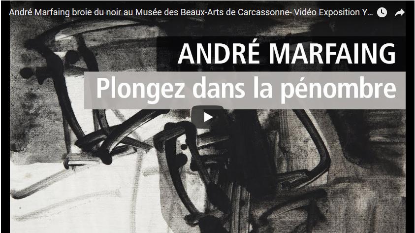 André Marfaing, un artiste à découvrir absolument.
